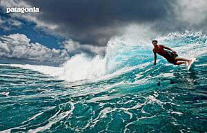 『Protect Your Break Trevor Gordon/Morgan Maassen』 パタゴニア(patagonia) | ポスター通販のアズポスター